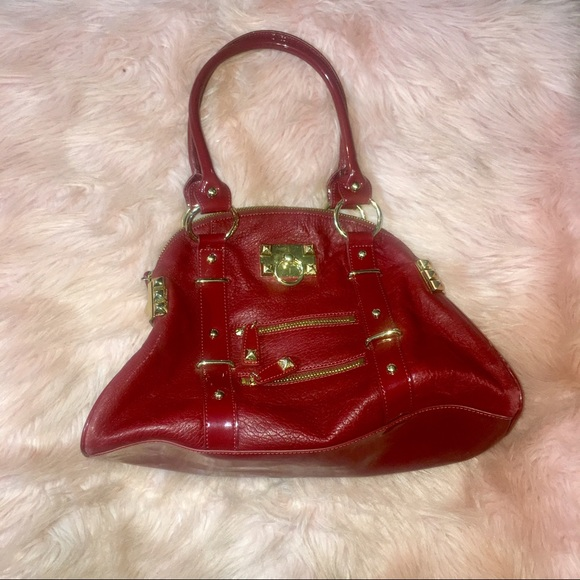 Betsey Johnson Handbags - ⚡️Betsey Johnson ⚡️~ Sexy Red Handbag
